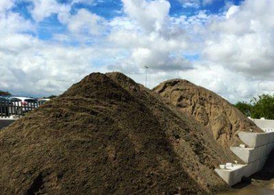 Photo 3 - Sand Stockpile